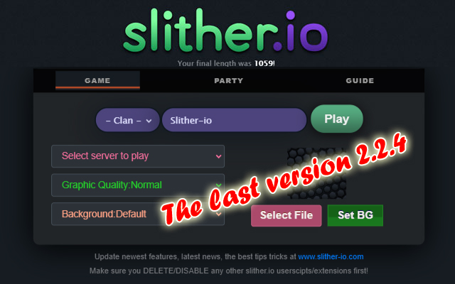 Slither io Mods - Slither io
