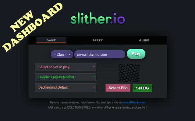 New Dashboard Login